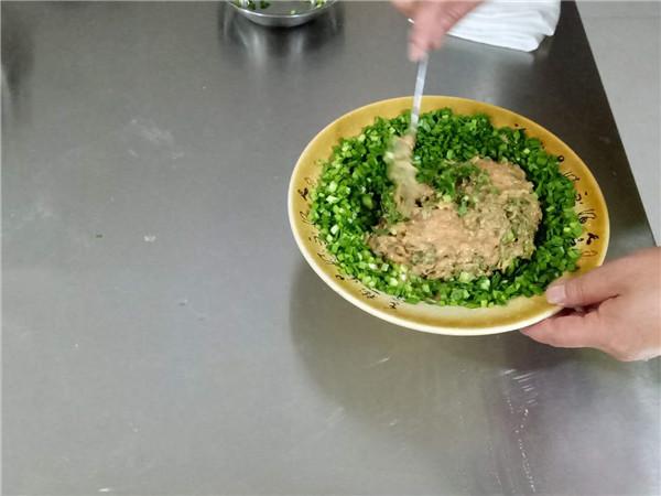商丘饺子图片